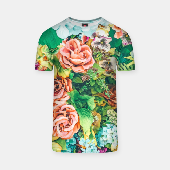 Thumbnail image of Vintage Garden T-shirt, Live Heroes