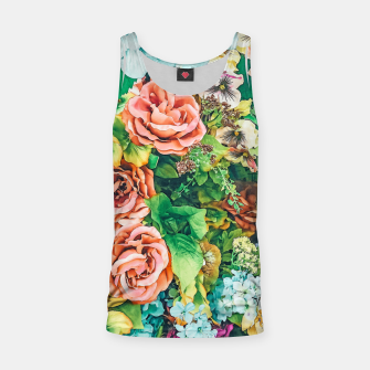 Thumbnail image of Vintage Garden Tank Top, Live Heroes