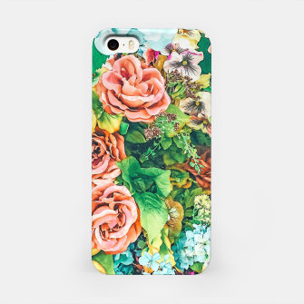 Thumbnail image of Vintage Garden iPhone Case, Live Heroes
