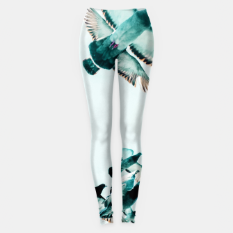 Thumbnail image of Rise Leggings, Live Heroes