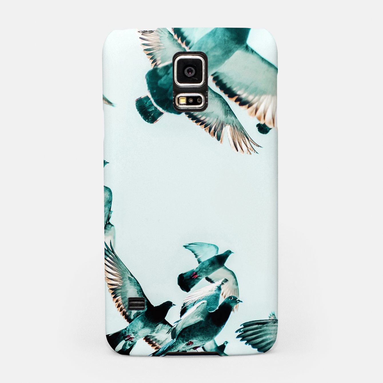 Image of Rise Samsung Case - Live Heroes