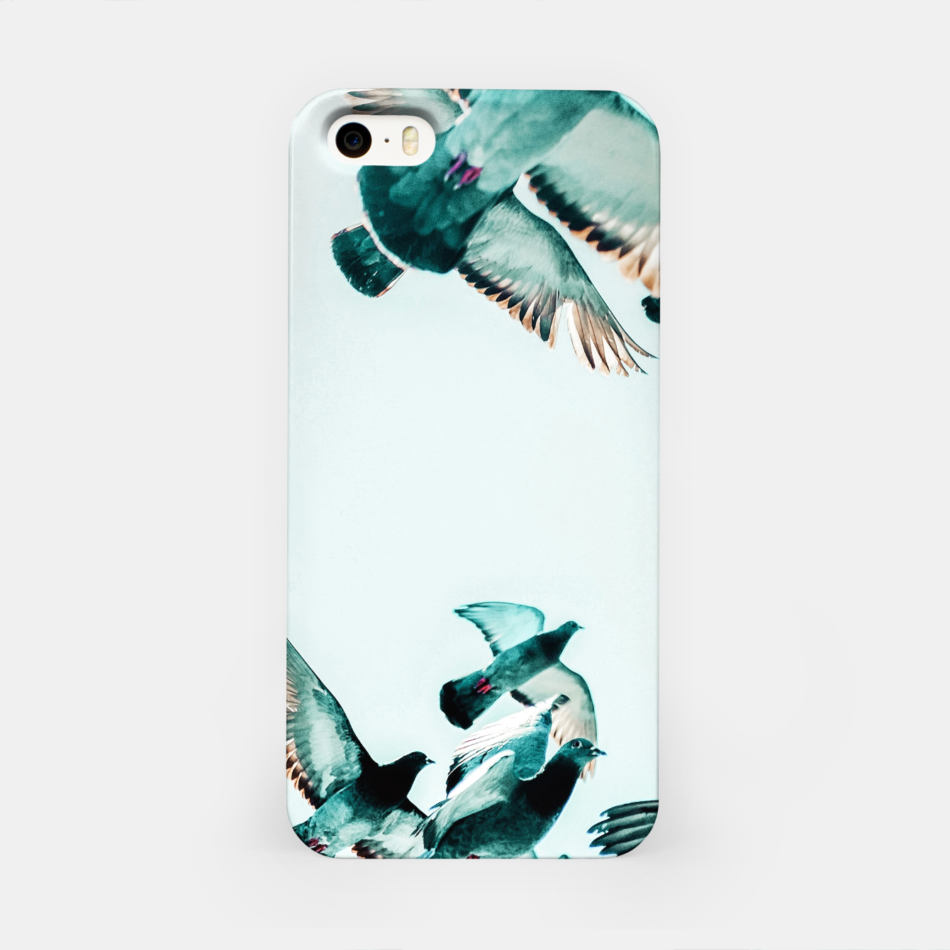 Image of Rise iPhone Case - Live Heroes