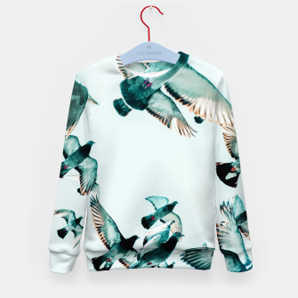 Thumbnail image of Rise Kid's sweater, Live Heroes