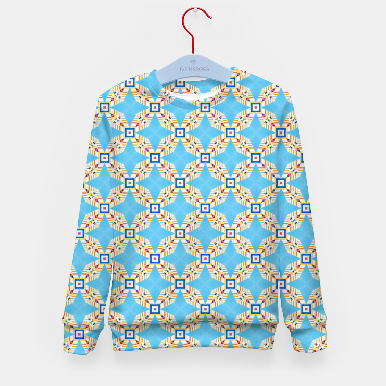 Image of Mana Kid's sweater - Live Heroes