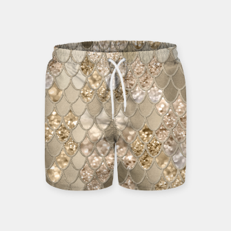 Miniaturka Mermaid Glitter Scales #5 #shiny #decor #art  Badeshorts, Live Heroes