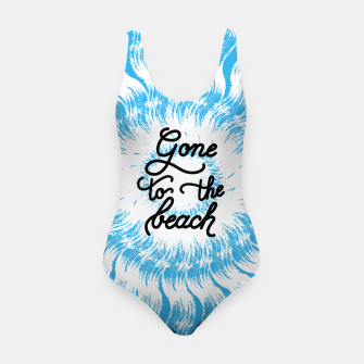 Thumbnail image of Gone to the beach (Blue) Swimsuit, Live Heroes