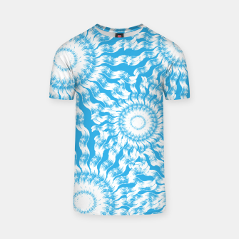 Thumbnail image of Underwater Flowers T-shirt, Live Heroes