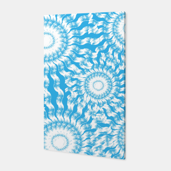 Thumbnail image of Underwater Flowers Canvas, Live Heroes