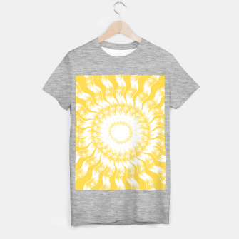 Miniatur Sunny Day T-shirt regular, Live Heroes