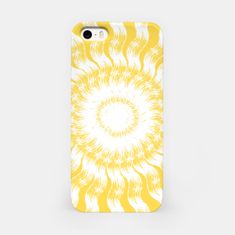 Miniatur Sunny Day iPhone Case, Live Heroes