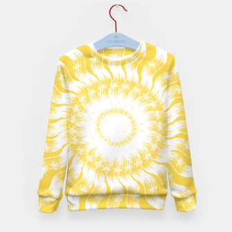 Miniaturka Sunny Day Kid's sweater, Live Heroes