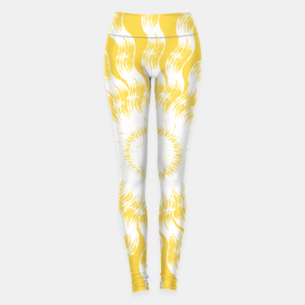 Thumbnail image of Sunny Day Leggings, Live Heroes