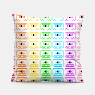 Imagen en miniatura de Mix tape pattern Pillow, Live Heroes