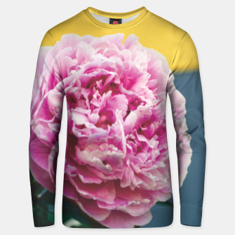 Thumbnail image of Peony Unisex sweater, Live Heroes