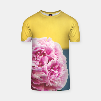 Thumbnail image of Peony T-shirt, Live Heroes