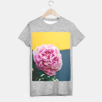 Thumbnail image of Peony T-shirt regular, Live Heroes