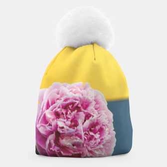 Thumbnail image of Peony Beanie, Live Heroes