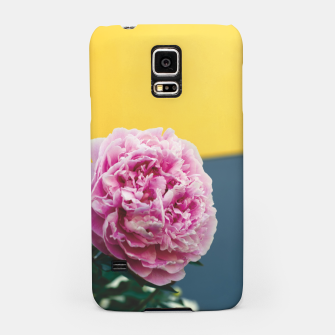 Miniatur Peony Samsung Case, Live Heroes