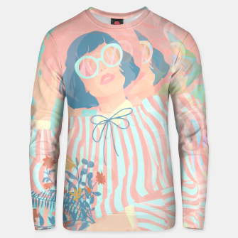Thumbnail image of Complex Vision Unisex sweater, Live Heroes