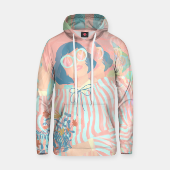 Thumbnail image of Complex Vision Hoodie, Live Heroes
