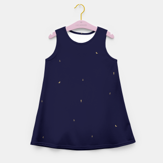 Thumbnail image of Anchor in sealife Girl's summer dress, Live Heroes
