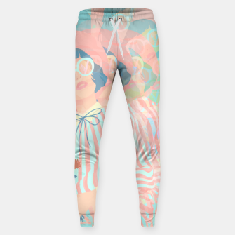 Thumbnail image of Complex Vision Sweatpants, Live Heroes