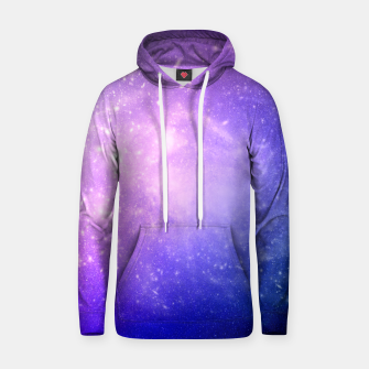 Thumbnail image of Pattern Galaxy Sweat à capuche , Live Heroes