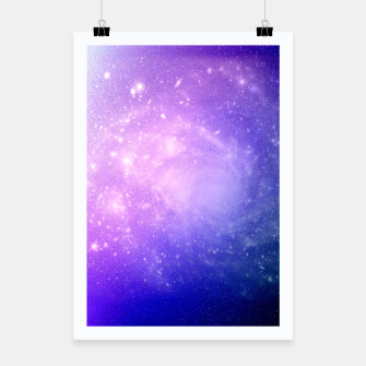 Thumbnail image of Pattern Galaxy Affiche, Live Heroes