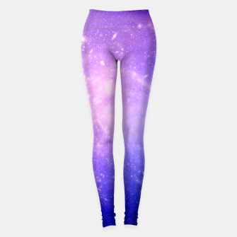 Thumbnail image of Pattern Galaxy Leggings, Live Heroes