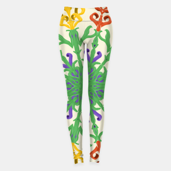 Thumbnail image of Chega de Saudade (Natural) Leggings, Live Heroes