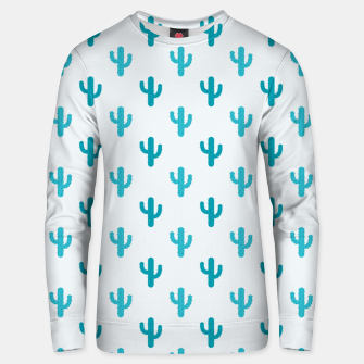 Thumbnail image of Cactuses Pattern Unisex sweater, Live Heroes