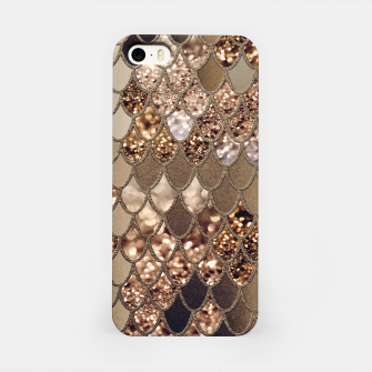 Miniaturka Mermaid Glitter Scales #6 #shiny #decor #art iPhone-Hülle, Live Heroes