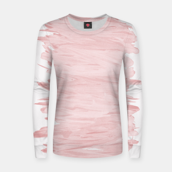 Miniaturka Abstract Minimalism #5 #minimal #ink #decor #art Frauen sweatshirt, Live Heroes