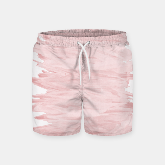 Miniaturka Abstract Minimalism #5 #minimal #ink #decor #art Badeshorts, Live Heroes