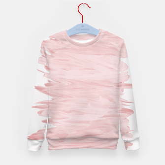 Miniaturka Abstract Minimalism #5 #minimal #ink #decor #art Kindersweatshirt, Live Heroes