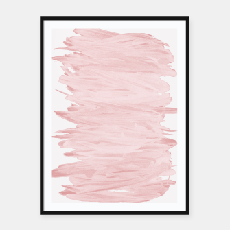 Miniaturka Abstract Minimalism #5 #minimal #ink #decor #art Plakat mit rahmen, Live Heroes