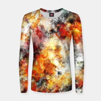 Thumbnail image of Afterburner Women sweater, Live Heroes