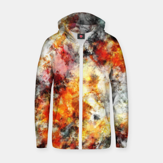 Thumbnail image of Afterburner Zip up hoodie, Live Heroes