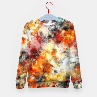 Thumbnail image of Afterburner Kid's sweater, Live Heroes