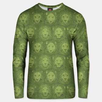 Thumbnail image of Camelot - Copper Green Lions Unisex sweater, Live Heroes
