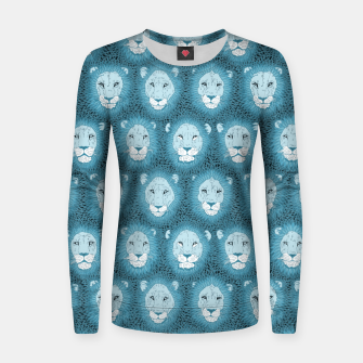 Thumbnail image of Camelot - Blue Lions Women sweater, Live Heroes