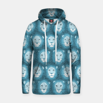 Thumbnail image of Camelot - Blue Lions Hoodie, Live Heroes