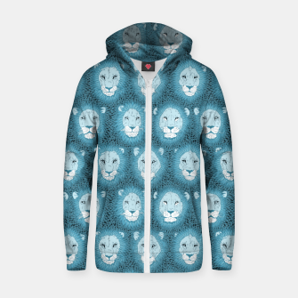 Thumbnail image of Camelot - Blue Lions Zip up hoodie, Live Heroes