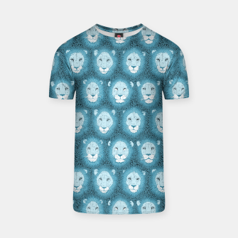 Thumbnail image of Camelot - Blue Lions T-shirt, Live Heroes