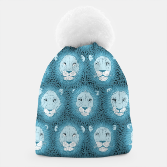 Thumbnail image of Camelot - Blue Lions Beanie, Live Heroes