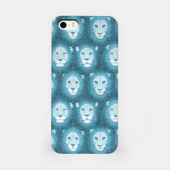Thumbnail image of Camelot - Blue Lions iPhone Case, Live Heroes