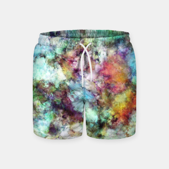 Mixed emotions Swim Shorts thumbnail image