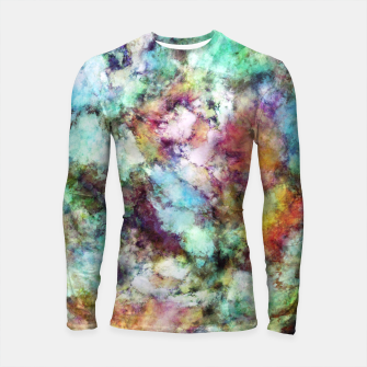 Mixed emotions Longsleeve rashguard  thumbnail image