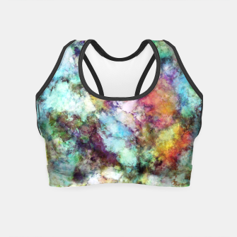 Imagen en miniatura de Mixed emotions Crop Top, Live Heroes