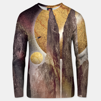 Thumbnail image of The tall dark towers Unisex sweater, Live Heroes